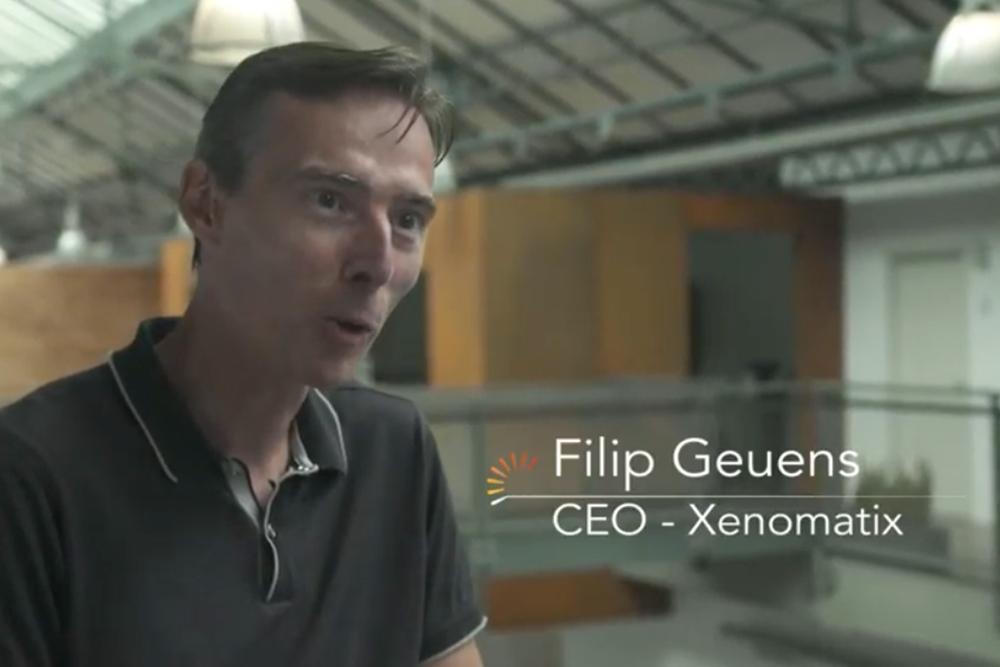 Filip Geuens - CEO Xenomatix
