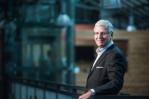Paul Bosmans, de CEO van Pulse Foundation © Emy Elleboog